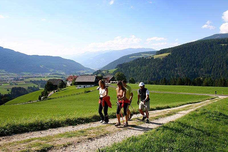 Nordic Walking in Val Pusteria