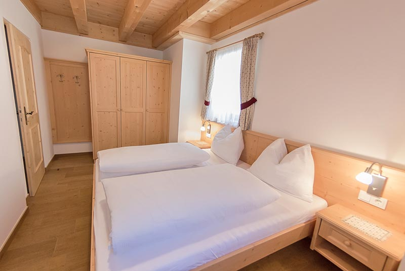 Schlafzimmer - Panzenbachhof