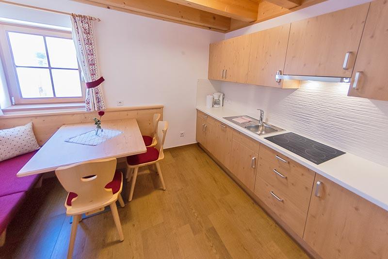 Dining table - apartment Panzenbachhof