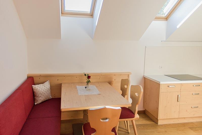 Kitchen - apartment Panzenbachhof