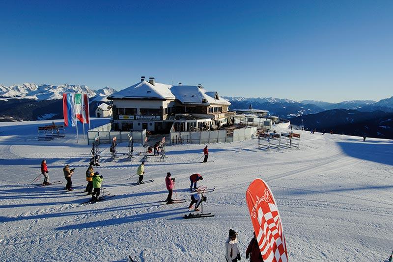 Winter holidays at Plan Corones