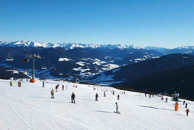 Ski paradiese Plan de Corones